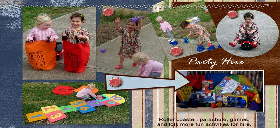 Party Hire Toys